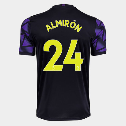 Puma Newcastle United Miguel Almiron Third Shirt 20/21 Mens