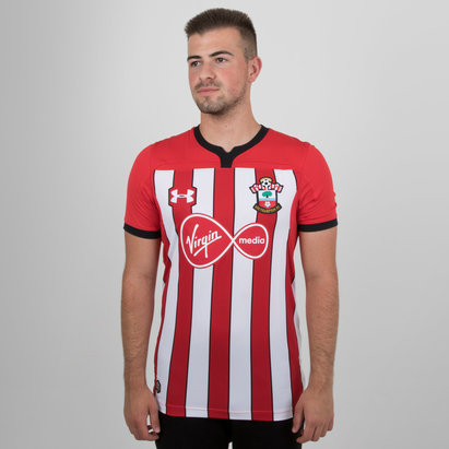 Under Armour Southampton FC 18/19 - Maillot de Foot Domicile