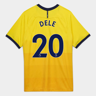 Nike Tottenham Hotspur Dele Alli Third Shirt 20/21 Mens