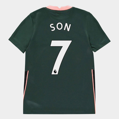 Nike Tottenham Hotspur Heung Min Son Away Shirt 20/21 Kids