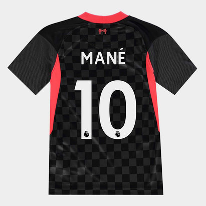 Nike Liverpool Sadio Mane Third Shirt 20/21 Kids