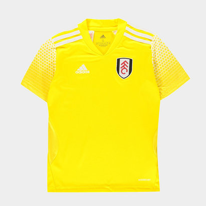 adidas Fulham Away Jersey 20/21 Juniors