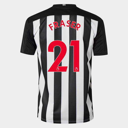 Puma Newcastle United Ryan Fraser Home Shirt 20/21 Mens