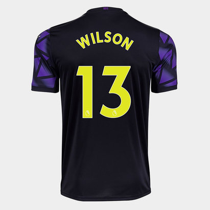 Puma Newcastle United Callum Wilson Third Shirt 20/21 Kids