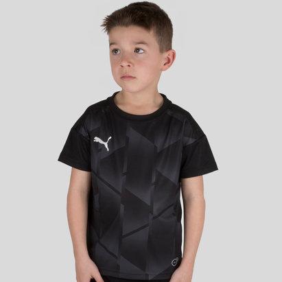Puma FtblNXT - T-Shirt Graphique de Foot Enfants