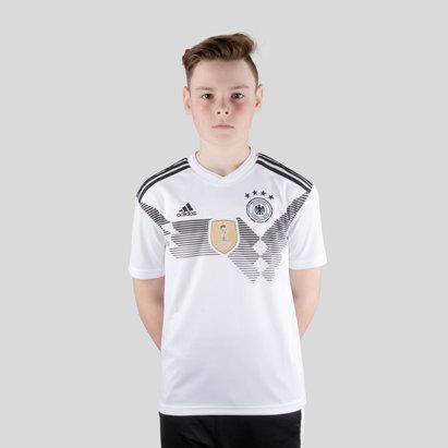 adidas Allemagne 2018 - Maillot de Foot Réplique Domicile Enfants