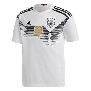 adidas Allemagne 2018 - Maillot de Foot Réplique Domicile Adolescents
