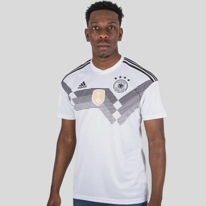 adidas Allemagne 2018 - Maillot de Foot Réplique Domicile