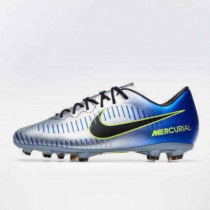Nike Mercurial Vapor XI Neymar FG - Crampons de Foot Enfants