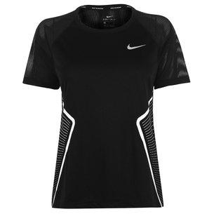 Nike Dry Miler - T-Shirt de Course Femmes