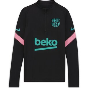Nike Barcelona Strike Drill Top Kids