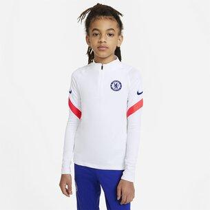 Nike Chelsea FC Drill Top Junior Boys