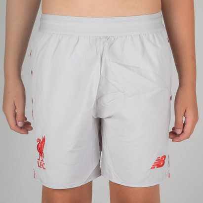 New Balance Liverpool FC 18/19 - Short de Foot Enfants 3°