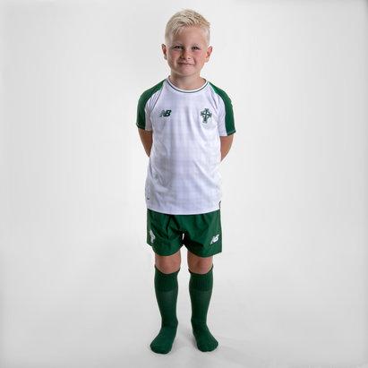 New Balance Celtic FC 18/19 - Kit de Foot Extérieur Jeunes Enfants