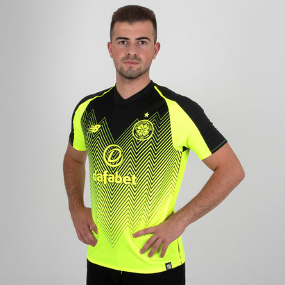 New Balance Celtic FC 18/19 - Maillot de Foot Réplique 3°