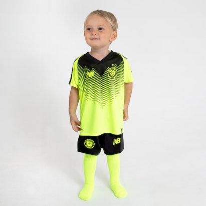 New Balance Celtic FC 18/19 - Kit de Foot 3° Jeunes Enfants