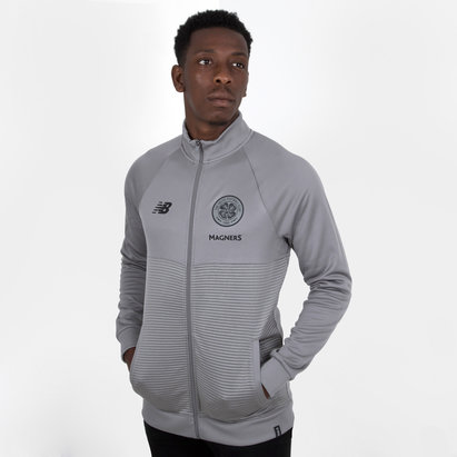 New Balance Celtic FC 18/19 - Veste de Foot Walk Out Joueurs