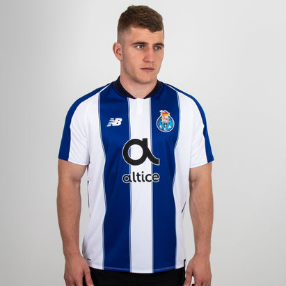 New Balance FC Porto 18/19 - Maillot de Foot Réplique Domicile