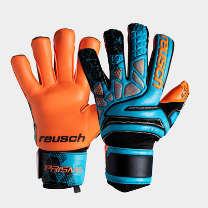 Reusch Prisma Prime S1 Evolution Finger Support - Gants de Gardien Edition Limitée