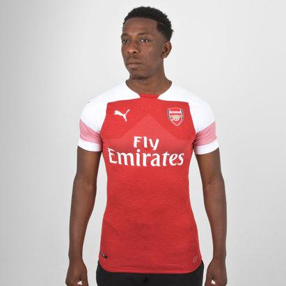 Puma Arsenal 18/19 - Maillot de Foot Authentique Joueurs Domicile