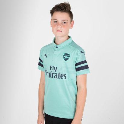 Puma Arsenal 18/19 - Maillot de Foot Réplique 3ème Enfants