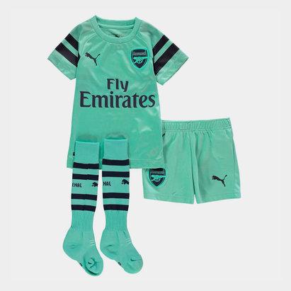 Puma Arsenal 18/19 - Kit de Foot 3° Jeunes Enfants