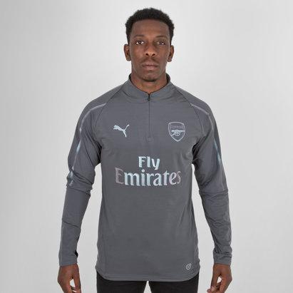 Puma Arsenal 18/19 - Veste de Foot Entraînement Joueurs 1/4 Zip