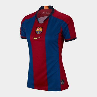 Nike Barcelona FC Stadium Jersey Ladies