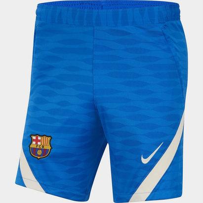 Nike Barcelona Strike Shorts 2021 2022