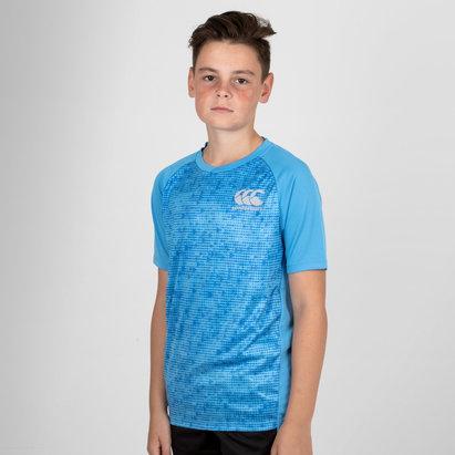 Canterbury Vapodri Superlight - Tshirt Graphique Adolescents