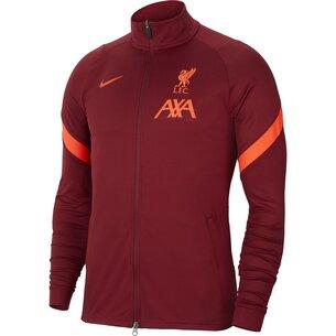 Nike Liverpool Strike Track Jacket 2021 2022 Mens