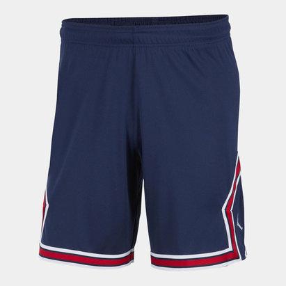 Nike Paris Saint Germain x Jordan Home Shorts 2021 2022