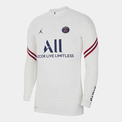Nike Paris Saint Germain x Jordan Strike Elite Drill Top 2021 2022