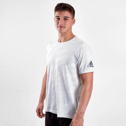 adidas FreeLift Jacquard Climalite - T-shirt Entraînement