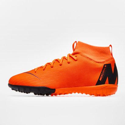 Nike Mercurial SuperflyX VI Academy GS TF - Chaussures de Foot Enfants