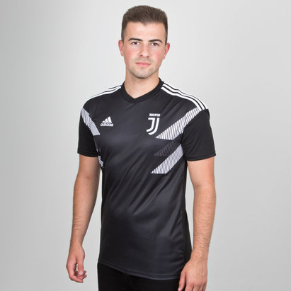adidas Juventus 18/19 - Maillot de Foot Entraînement Pré-Match
