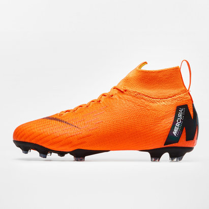 Nike Mercurial Superfly VI Elite FG - Crampons de Foot Enfants