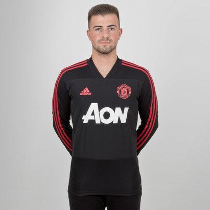 adidas Manchester United 18/19 - Haut de Foot Entraînement M/L