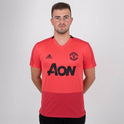 adidas Manchester United 18/19 - Maillot de Foot Entraînement