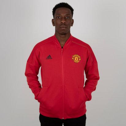 adidas Manchester United 18/19 - ZNE Veste de Football Domicile