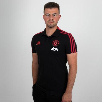 adidas Manchester United 18/19 - Polo de Foot