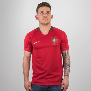 Nike Portugal 2018 - Maillot de Foot Stadium Domicile