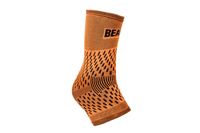 Bearhug Bamboo Charcoal - Support de Chevilles Elastique