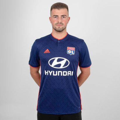 adidas Olympique Lyon 18/19 - Maillot de Foot Réplique Extérieur