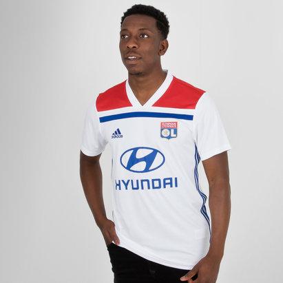 adidas Olympique Lyon 18/19 - Maillot de Foot Réplique Domicile