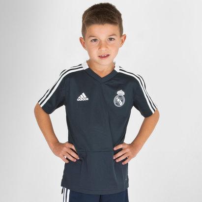 adidas Real Madrid 18/19 - Maillot de Foot Entraînement Enfants
