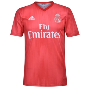adidas Real Madrid 18/19 - Maillot de Foot 3ème