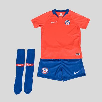 Nike Chili 2018 - Kit de Foot Réplique Domicile Jeunes Enfants