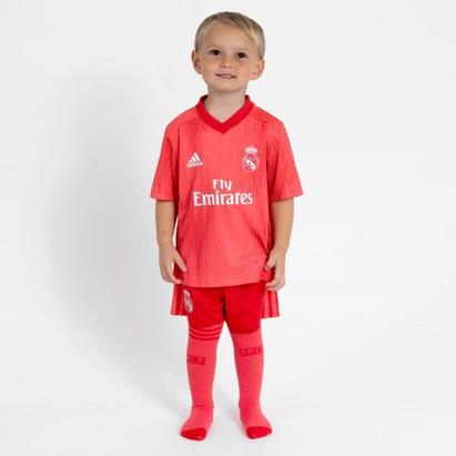 adidas Real Madrid 18/19 - Mailot de Foot Réplique 3ème Jeunes Enfants