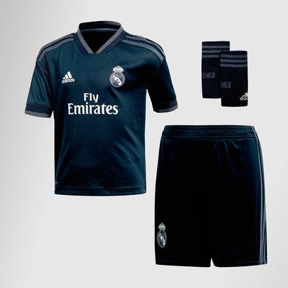 adidas Real Madrid 18/19 - Maillot de Foot Extérieur Jeunes Enfants